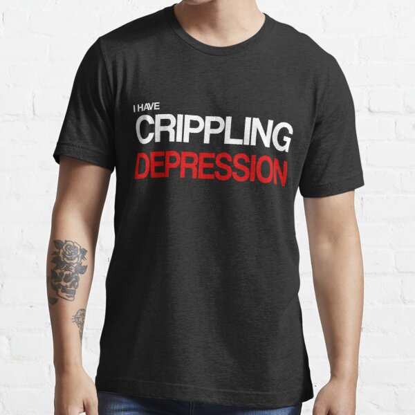 Depression Essential T-Shirt