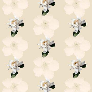 White Gardenia by joche