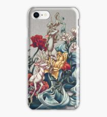 Unicorn Graden iPhone Case/Skin