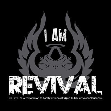 I Am Revival - Gray Angel Version by exodusrising