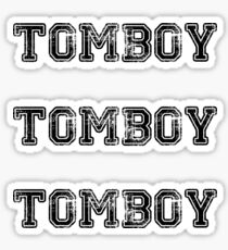 TOMBOY stickers Sticker
