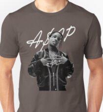 A$AP Rocky White Signature Unisex T-Shirt
