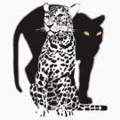 Eyes of a Leopard by adamcampen