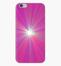 Pink super nova iPhone Case
