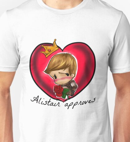 alistair approves Unisex T-Shirt