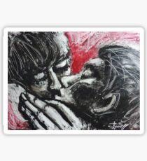 Lovers - Her Kiss Sticker