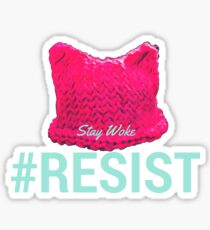 Join The Resistance Sticker