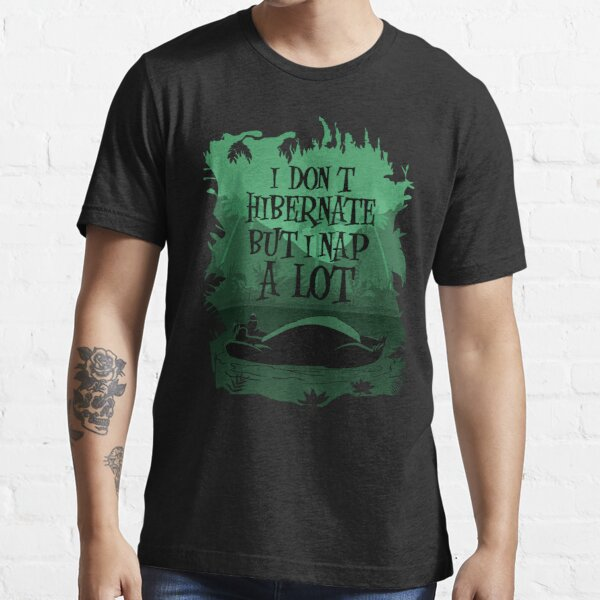 Nap in the Jungle Essential T-Shirt