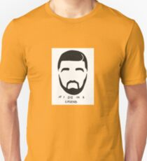 Drake Sticker Unisex T-Shirt