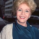 Debbie Reynolds by Jonathan L. Green by Jonathan  Green