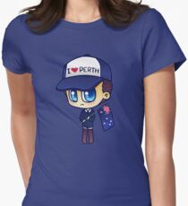 Rob (Does Not) Hate Perth Women's Fitted T-Shirt