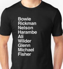Familiar Faces 2016 T-Shirt