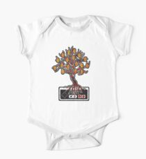 "Retro NES Controller Tree - ""Who Says Coins Don't Grow On Trees?"" One Piece - Short Sleeve"