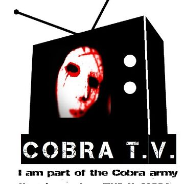 Cobra TV supporter by CobraTV