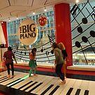 The Big Piano, FAO Schwarz Toy Store, New York City by lenspiro