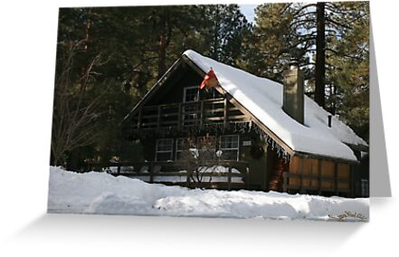 Winter holiday home. by CanyonWind