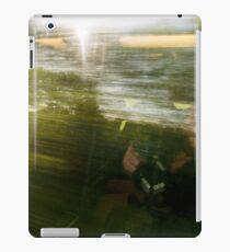 High Speed Train Travel iPad Case/Skin