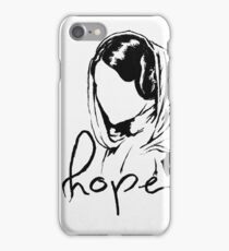 "Princess Leia ""hope"" iPhone Case/Skin"