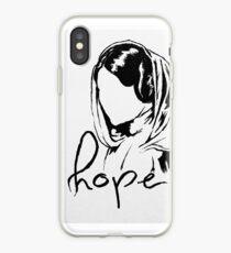 """Princess Leia """"hope"""" iPhone Case"""