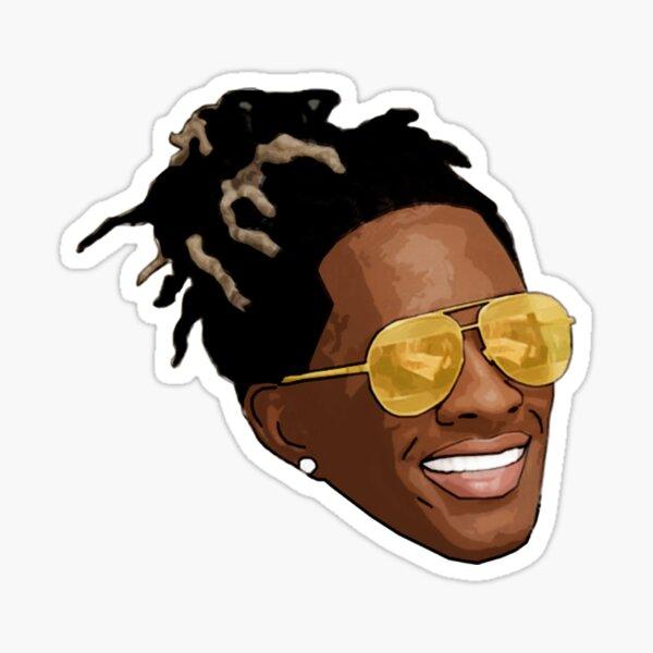Young Thug (Jeffery) Sticker