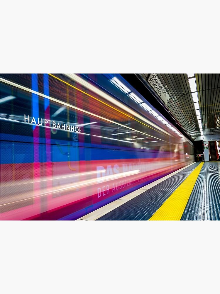 U-Bahn -- Germany by crgette