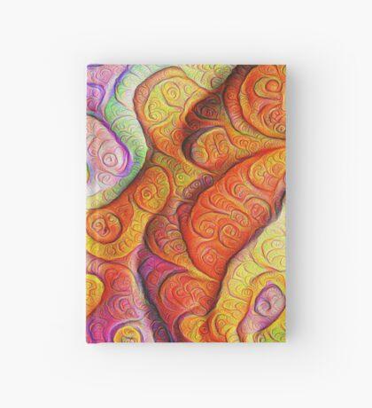 Color Cracks #DeepDream Hardcover Journal