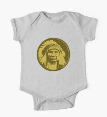 Vintage Native American Chief Kids Clothes