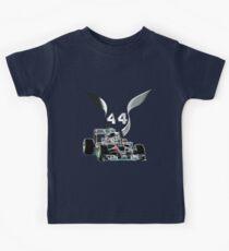 Formula 1 F1 Lewis Hamilton 44 Kids Tee