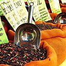 Spices - Granada Market by Ruth Durose