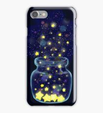 starry jar iPhone Case/Skin