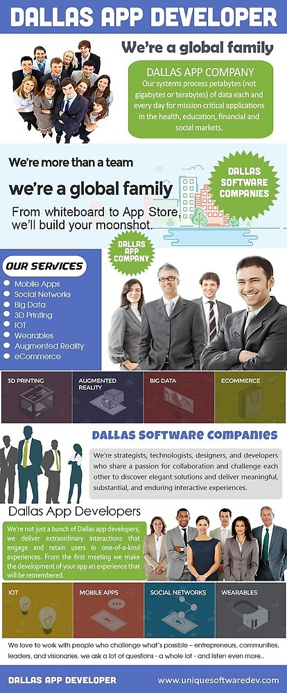 Dallas App Company by Dallas Software Companies