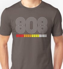 808 Slim Fit T-Shirt