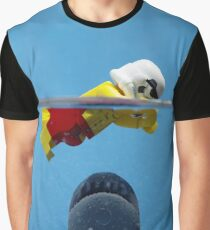 Star-Jaws Graphic T-Shirt