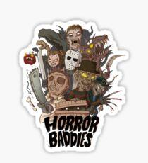 Horror Baddies Sticker