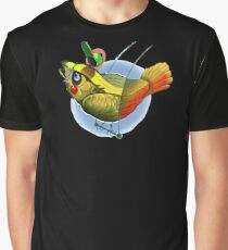 Camiseta gráfica Flyingb