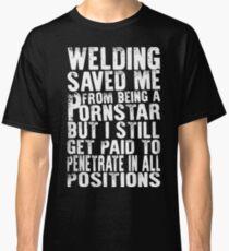 WELDER LIFE TSHIRT 2016 Classic T-Shirt
