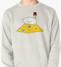 Fabulously Wealthy Duck Pullover