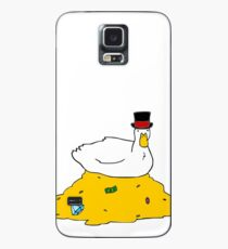 Fabulously Wealthy Duck Case/Skin for Samsung Galaxy