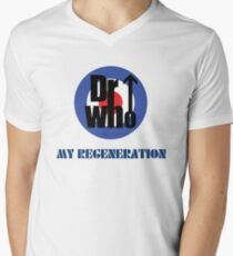 Dr Who My Regeneration T-Shirt