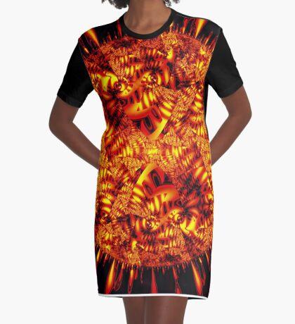 Sol I Graphic T-Shirt Dress