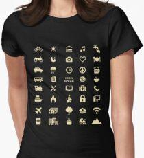 Cruise Travel Icon T-shirt T-Shirt