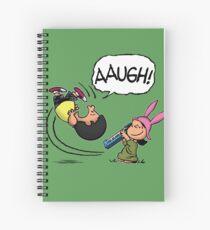 Good Grief Louise! Spiral Notebook