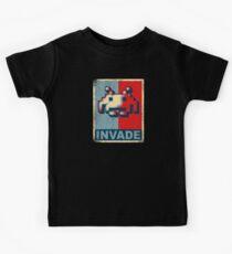 INVADE Kids Tee