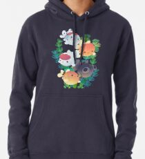 Goldfish Group Pullover Hoodie