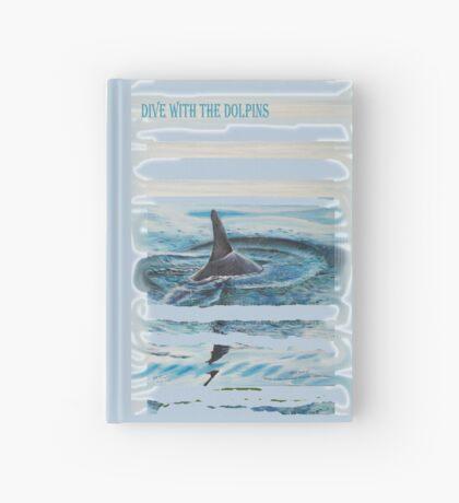 Grijze dolfijn ~ Gray dolphin Hardcover Journal
