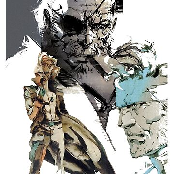 metal gear family by RedXIV