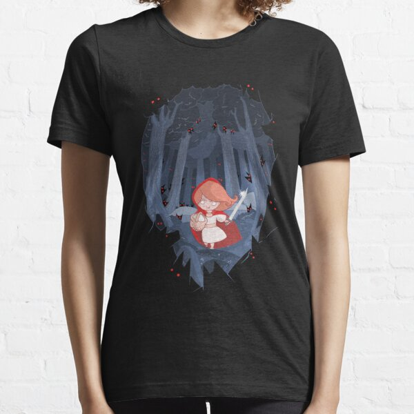 Little Red Fighting Hood Essential T-Shirt