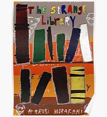 The Strange Library - Haruki Murakami Poster