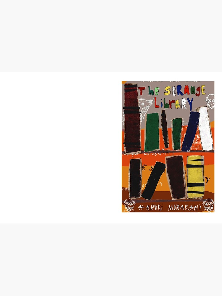 Die seltsame Bibliothek - Haruki Murakami von lilasian