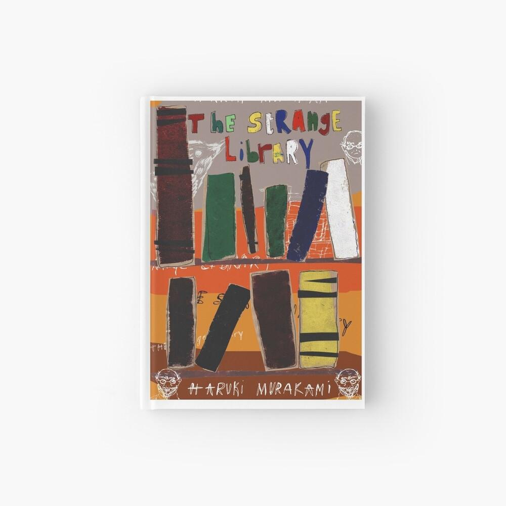 Die seltsame Bibliothek - Haruki Murakami Notizbuch